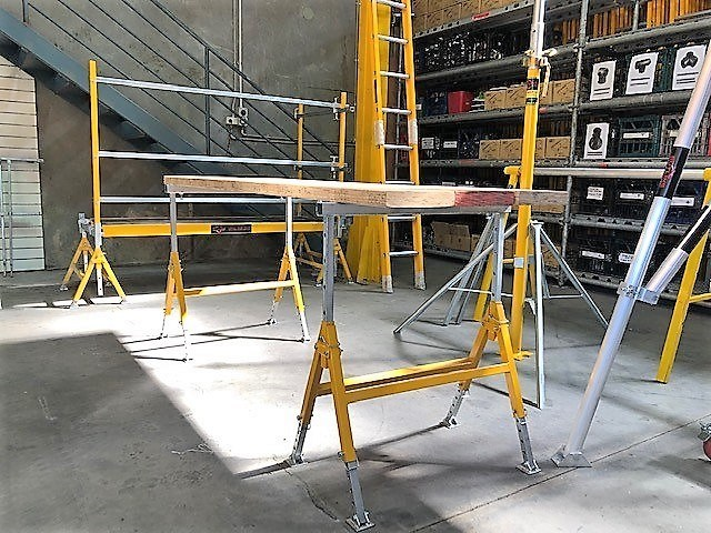 Trestle Scaffold For Sale | Australian Scaffolds