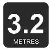Butlin Maxi Prop 3.2m