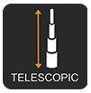 Telescopic Prop