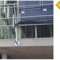 Edge Protection to concrete slab