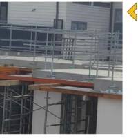 Edge Protection on concrete slab 2