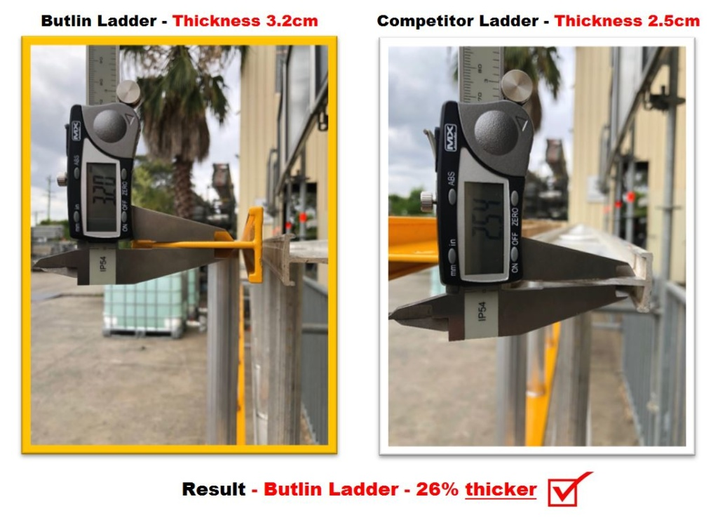 Buy Butlin Ladders Online | Built by Butlins | Supplied by Australian Scaffolds