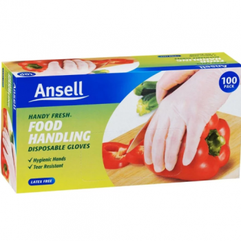 Disposable Gloves 100 Pack