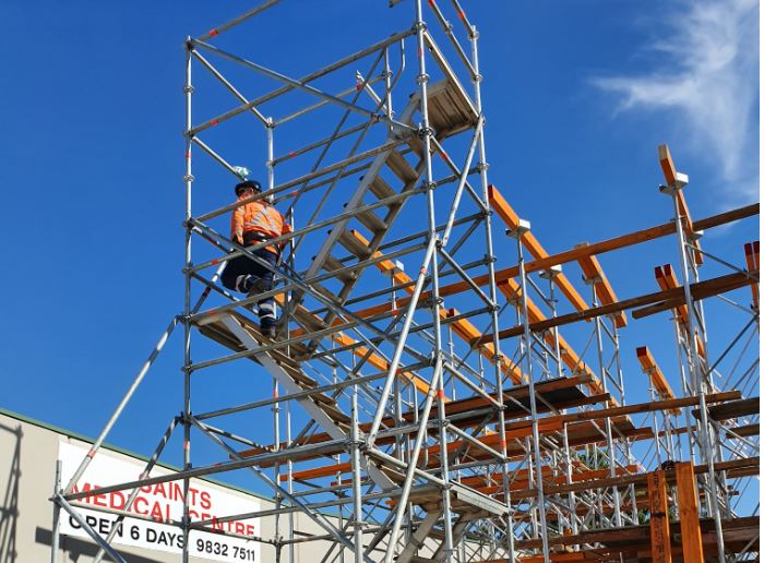 Scaffold Hire Sydney Buildcorp